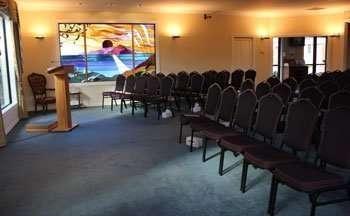 KCFH Chapel Interior