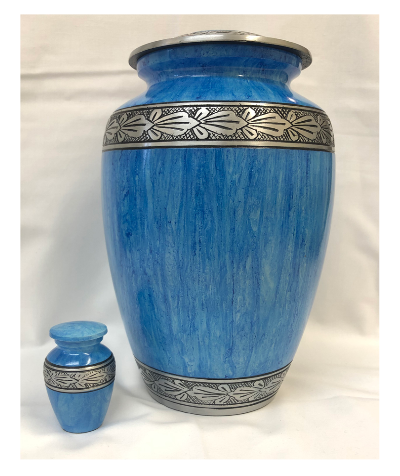 Akbar Antique Urn & Keepsake