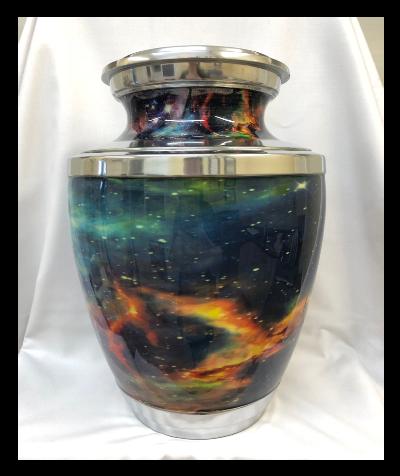 Akbar Cosmic Urn