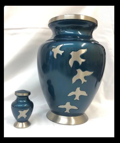 Akbar Urn & Keepsake $243
